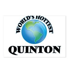 World's Hottest Quinton Postcards (Package of 8)