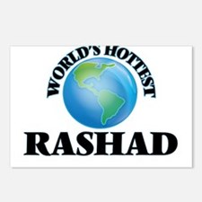 World's Hottest Rashad Postcards (Package of 8)