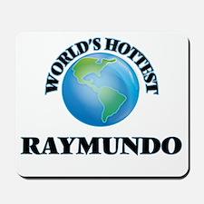 World's Hottest Raymundo Mousepad