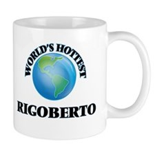 World's Hottest Rigoberto Mugs