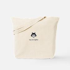 Long Live Coyotes Tote Bag