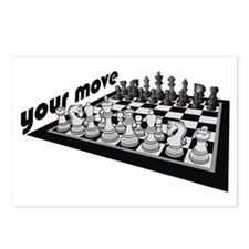 Your Move Chess Postcards (Package of 8)