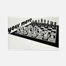 Your Move Chess Magnets
