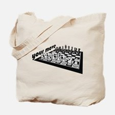 Your Move Chess Tote Bag
