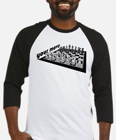 Your Move Chess Baseball Jersey