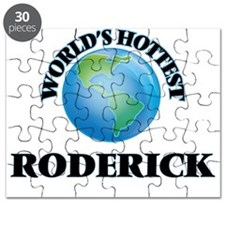 World's Hottest Roderick Puzzle