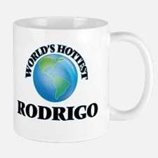 World's Hottest Rodrigo Mugs