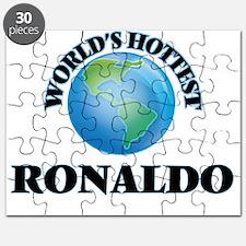 World's Hottest Ronaldo Puzzle