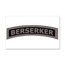 Berserker Tab Car Magnet 20 x 12