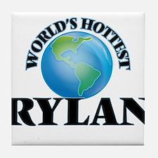 World's Hottest Rylan Tile Coaster
