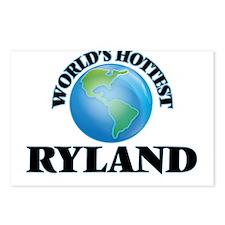 World's Hottest Ryland Postcards (Package of 8)