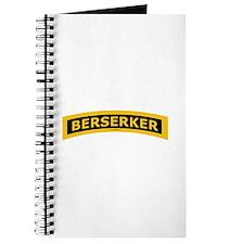 Beserkers Tab Journal