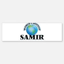 World's Hottest Samir Bumper Bumper Bumper Sticker