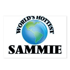 World's Hottest Sammie Postcards (Package of 8)