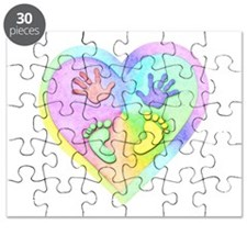 Cute Expecting daddy Puzzle
