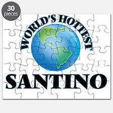 World's Hottest Santino Puzzle