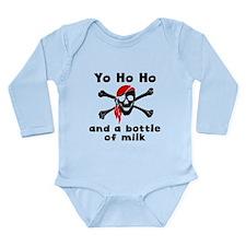 Yo Ho Ho And A Bottle Of Milk Body Suit
