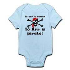 To Arr Is Pirate Body Suit