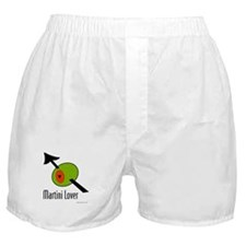 Martini Lover Boxer Shorts