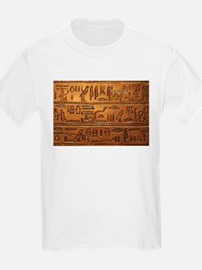 Hieroglyphs 2014-1020 T-Shirt