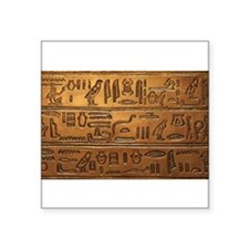 Hieroglyphs 2014-1020 Sticker