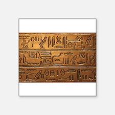 Hieroglyphs 2014-1020 Sticker