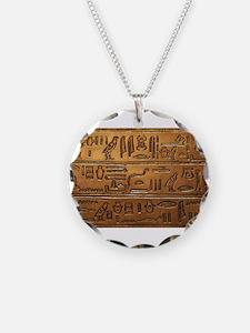 Hieroglyphs 2014-1020 Necklace