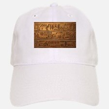 Hieroglyphs 2014-1020 Baseball Baseball Cap