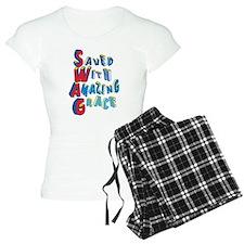 SWAG - saved with amazing grace Pajamas