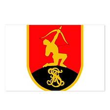 Ausbildungszentrum Heeres Postcards (Package of 8)
