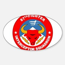 87th_interceptor_squadron Decal