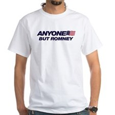 Anyone But Romney Shirt