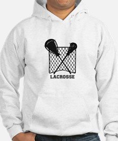 Lacrosse By Other Sports Stuff Hoodie