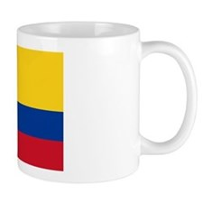Colombia National Flag Mug