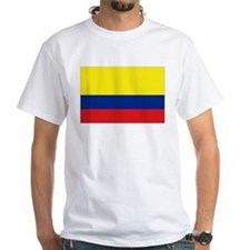 Colombia National Flag Shirt