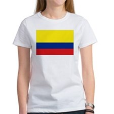 Colombia National Flag Tee