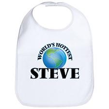 World's Hottest Steve Bib