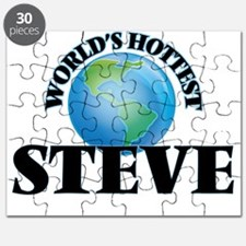 World's Hottest Steve Puzzle