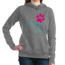 Puppy Love Women's Hooded Sweatshirt