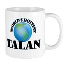 World's Hottest Talan Mugs