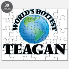 World's Hottest Teagan Puzzle
