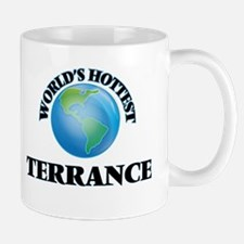 World's Hottest Terrance Mugs