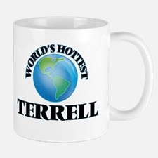 World's Hottest Terrell Mugs