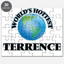 World's Hottest Terrence Puzzle