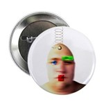 """2.25"""" Baldy Button (10 pack)"""