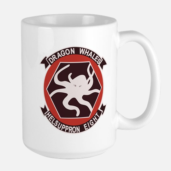 hc-8_DRAGON_WHALES Mugs