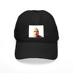 Bald Black Cap