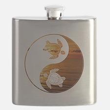 YN Turtle-02 Flask