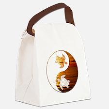 YN Turtle-02 Canvas Lunch Bag