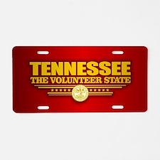 Tennessee (v15) Aluminum License Plate